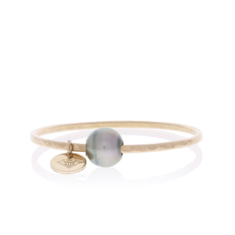 Tahitian Pearl Baby Bangle
