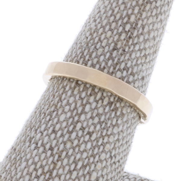 Thick Stackable Ring