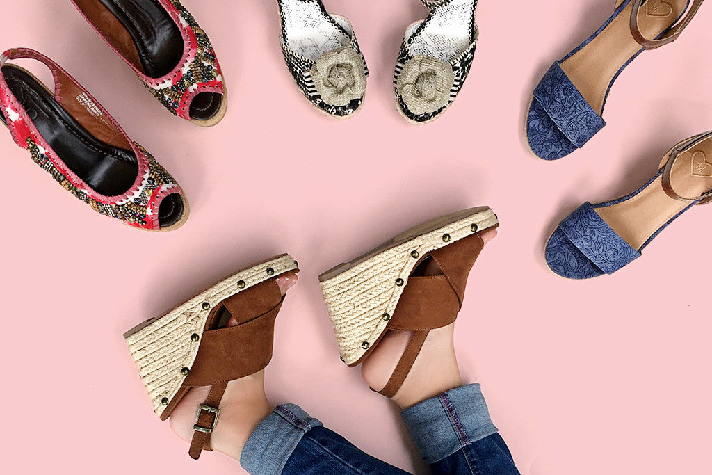 a8d66be0ac0 Want a simple way to stay cute and on-trend this summer  Invest in a pair  of espadrille wedges! Here are some of our top picks – straight from some  of our ...
