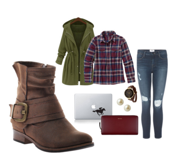 college casual fashion polyvore blog mhs musthaveshoes