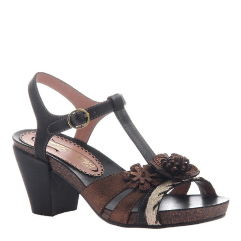 29f5eab4f0a9 Brightly Beaming in New Chestnut Closed Toe Wedges
