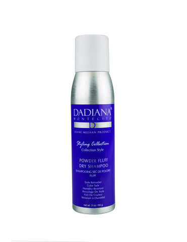 Dadiana Powder Fluff Dry Shampoo will Cleanse and Refresh any Hair Style!