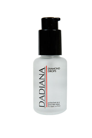 Dadiana Diamond Drops for Incredible Shine and Absolutely No Frizz