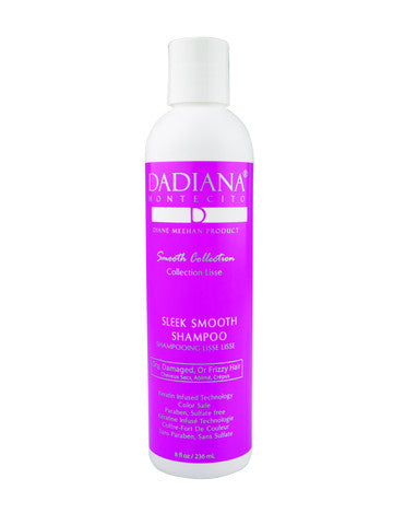 Sleek Smooth Sulfate Free Shampoo for Moisture and Control