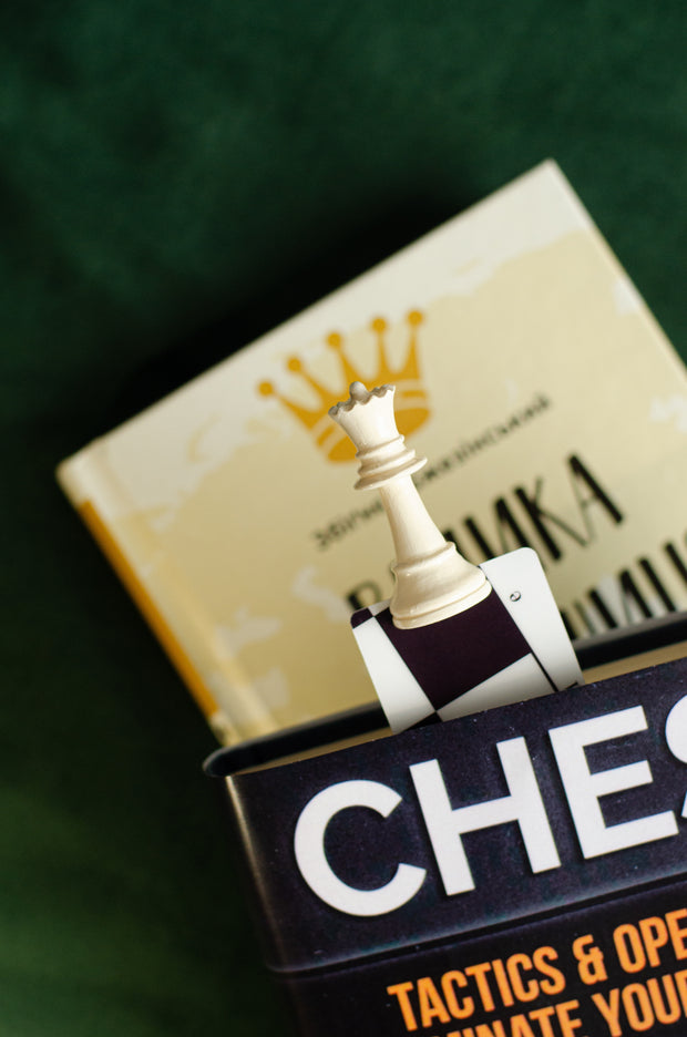 Chess Queen Bookmark