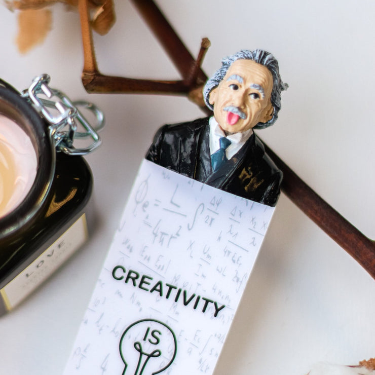 Einstein Bookmark