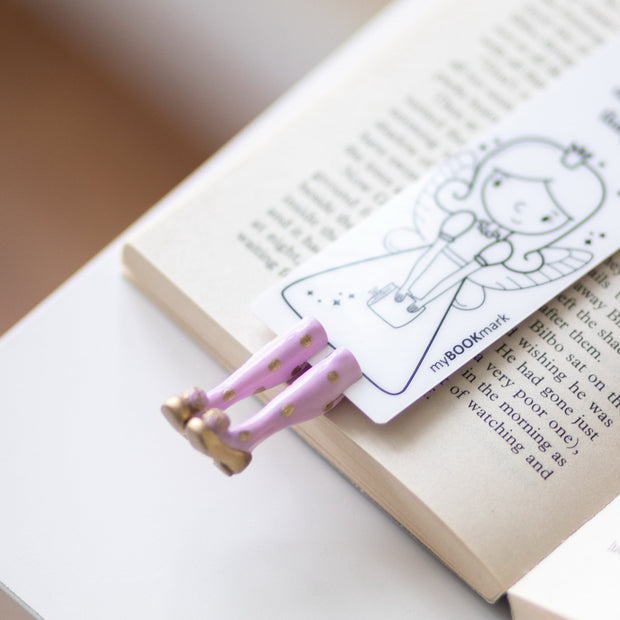 Airy-Fairy Bookmark - MYBOOKMARK