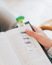 Broccoli Bookmark Personalized - MYBOOKMARK