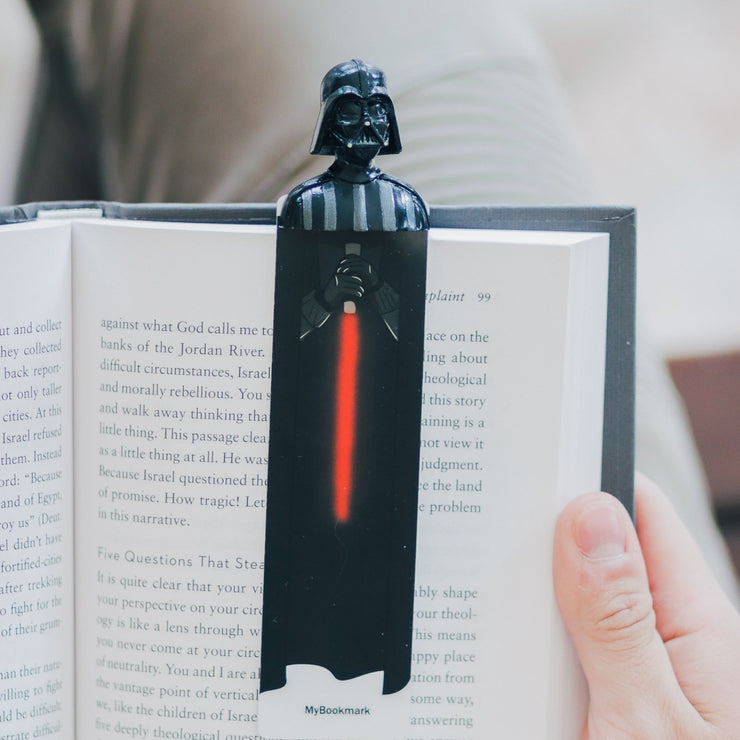 Darth Vader Bookmark Booklover - MYBOOKMARK