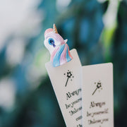 Glam Unicorn Bookmark - MYBOOKMARK
