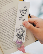 Mermaid Babe Bookmark - MYBOOKMARK