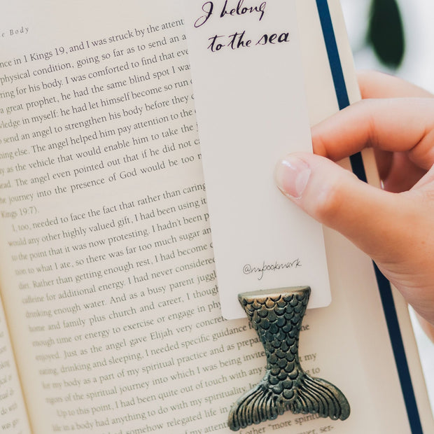 Mermaid Tale Bookmark - MYBOOKMARK