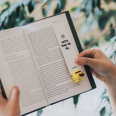 Bookachu GO Bookmark Booklover - MYBOOKMARK