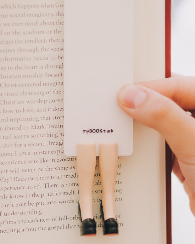 Louboutin Shoes Bookmark Fashion Gift - MYBOOKMARK