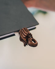 Brown Dragon Game Of Thrones Bookmark - MYBOOKMARK