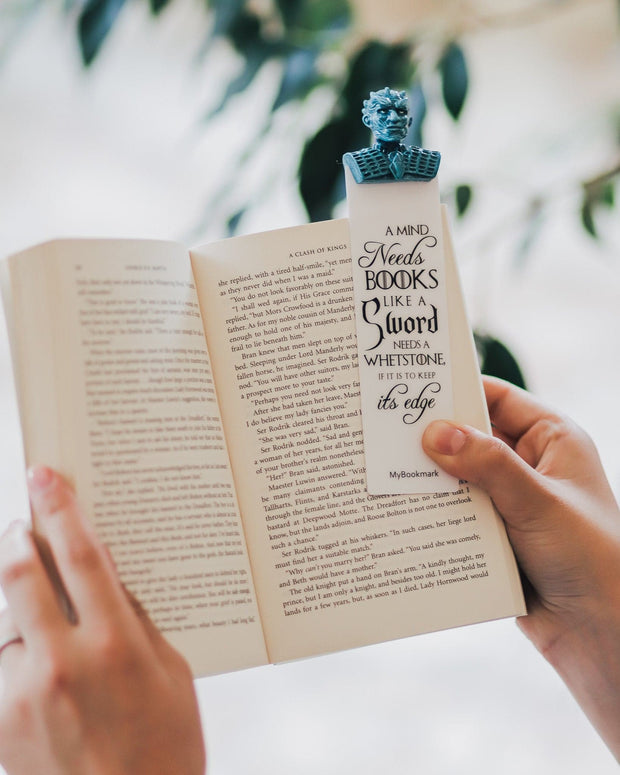 The King of Night Bookmark - MYBOOKMARK