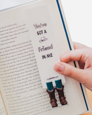 The Toy Story Sheriff Woody - MYBOOKMARK