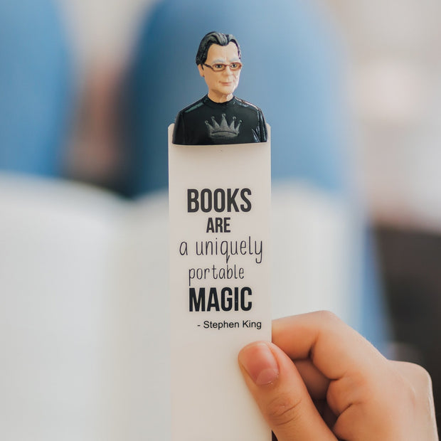 Stephen King Bookmark - MYBOOKMARK