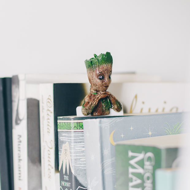 Groot Handmade Bookmark