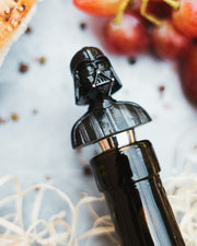 Darth Vader Bottle Stopper Holder