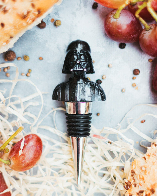 Darth Vader Wine Stopper Holder