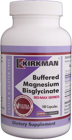 Buffered Magnesium Bisglycinate - Bio-Max Series – Hypoallergenic