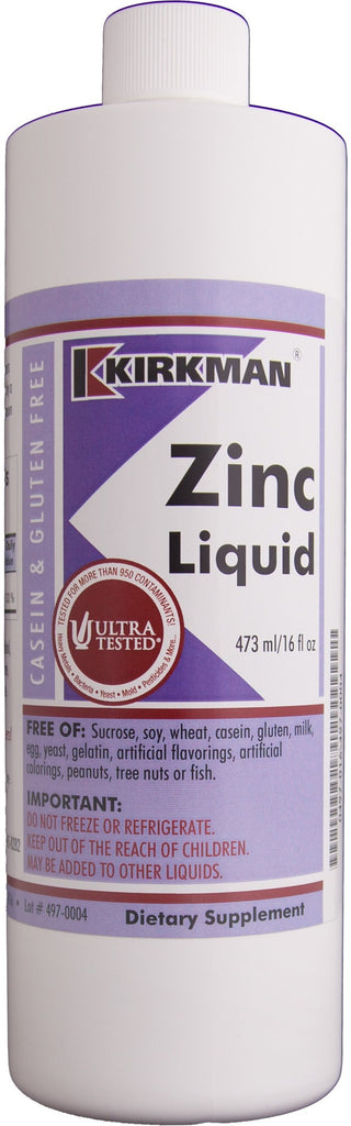 Zinc Liquid - New Formulation