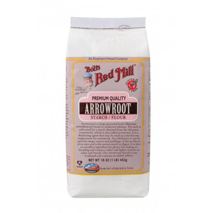 Bobs Red Mill Flour: Arrowroot Starch