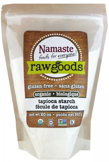 Namaste Raw Goods Tapioca Starch