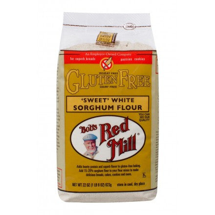 Bobs Red Mill Flour: Sorghum