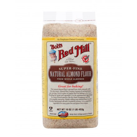 Bobs Red Mill Flour: Almond Natural