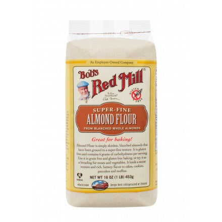 Bobs Red Mill Flour: Almond