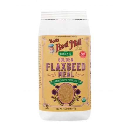 Bobs Red Mill  Organic Golden Flaxseed Meal