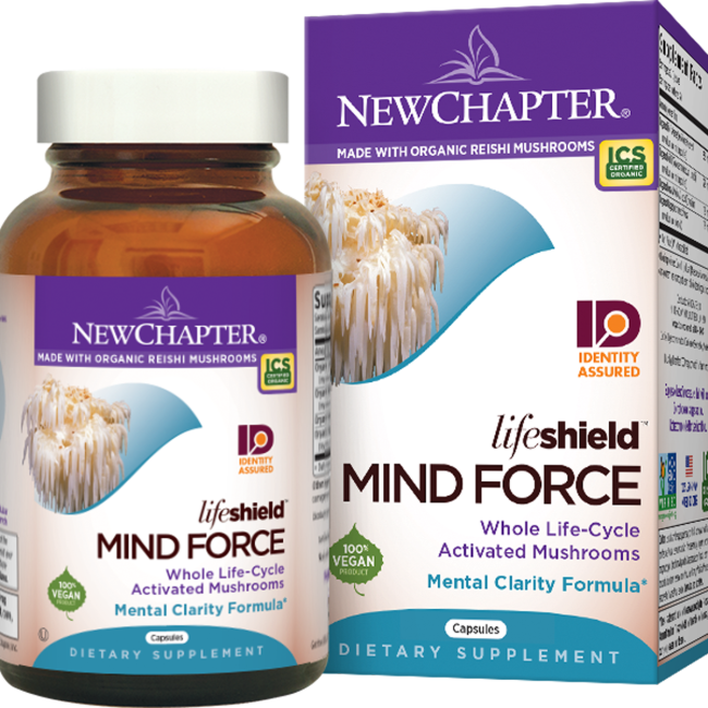 New ChapterLifeshield Mind Force  60 capsule