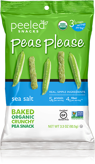 Peas Please™ Sea Salt (3.3oz)