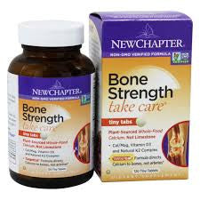Bone Strength Take Care™, Tiny Tab