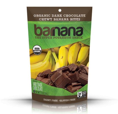 Chewy Banana Bites Chocolate (3.5oz)