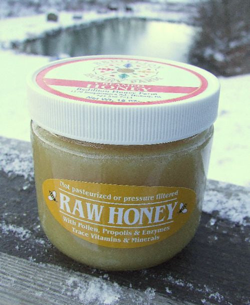 Creamed Honey (16oz)
