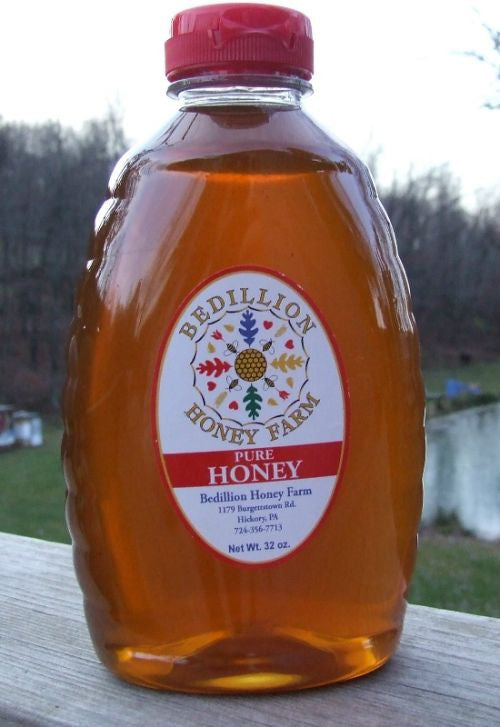 Raw Honey  (48oz)