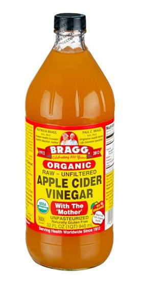 Organic Apple Cider Vinegar (16oz)