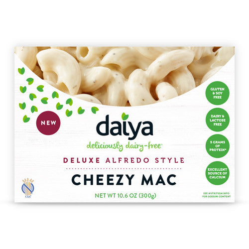Cheezy Mac, Deluxe Alfredo Style (10.6oz)