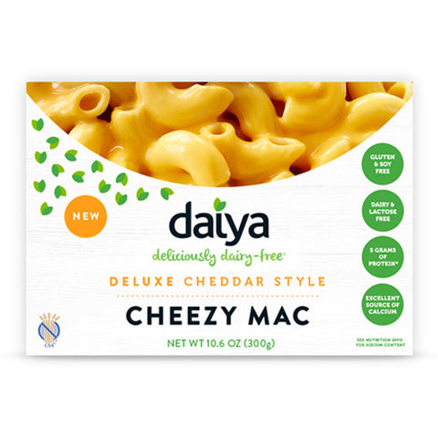 Cheezy Mac, Deluxe Cheddar Style (10.6oz)