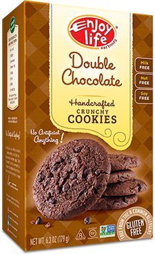 Crunchy Cookies, Double Chocolate (6.3oz)