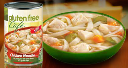 Chicken Noodle Soup (15oz)