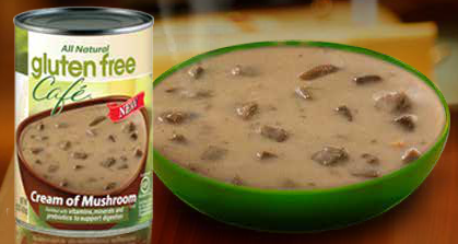 Cream of Mushroom Soup (15oz)