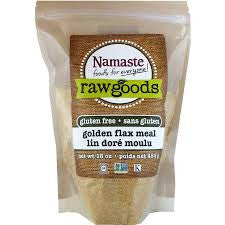Namaste Raw Golden Flaxseed Meal
