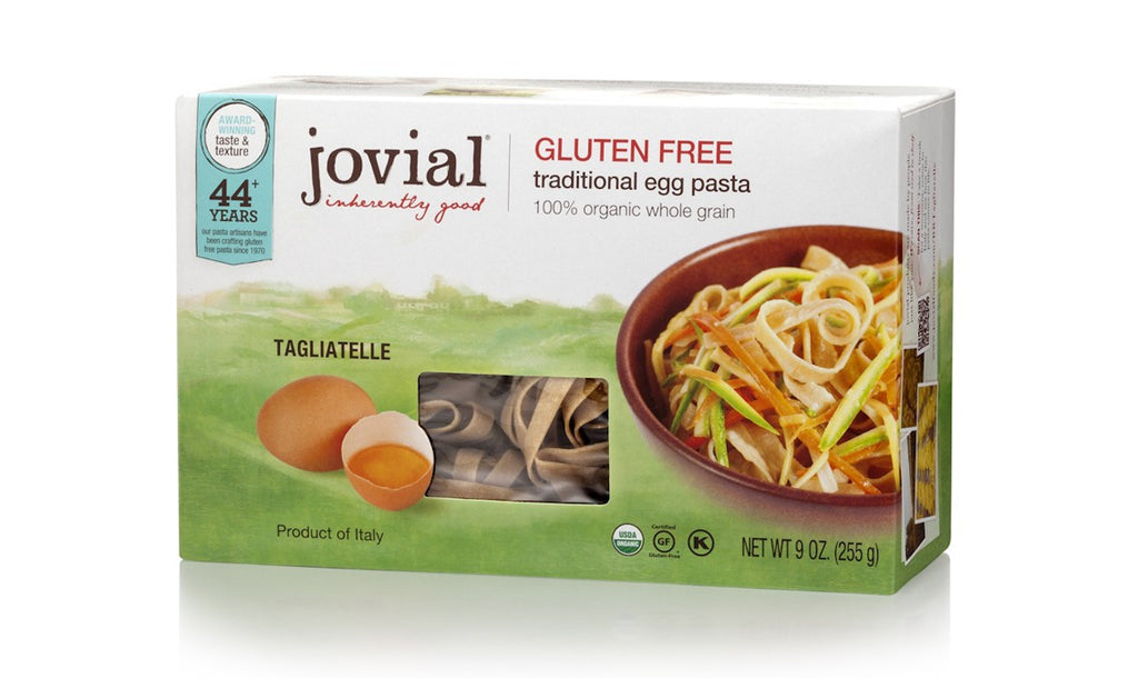 Brown Rice Tagliatelle (9oz)