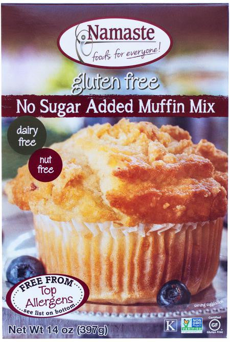 Sugar-free Muffin Mix (14oz)