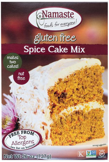 Spice Cake Mix (26oz)
