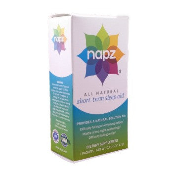 Napz® 7 Serving Pack short term sleep aid powder (7ct )